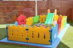 Large Ball Pit Pen for Hire BT13A