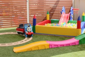 Fun with Thomas the Tank Engine Hire Package