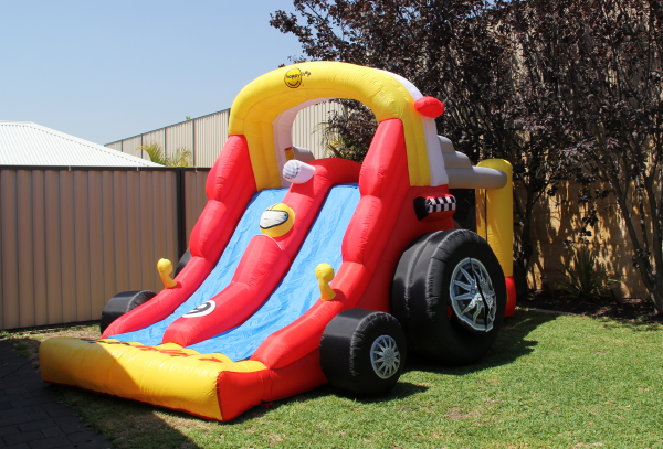F1 Racer Inflatable