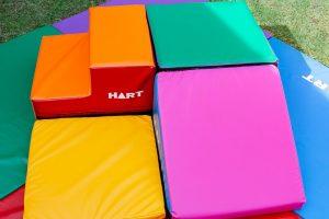 BT89 Small Hart Soft Play